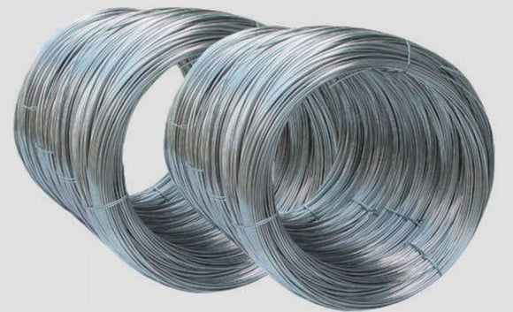 Hot Dipped Galvanised Tying Wire 8G 4mm25kg Coil