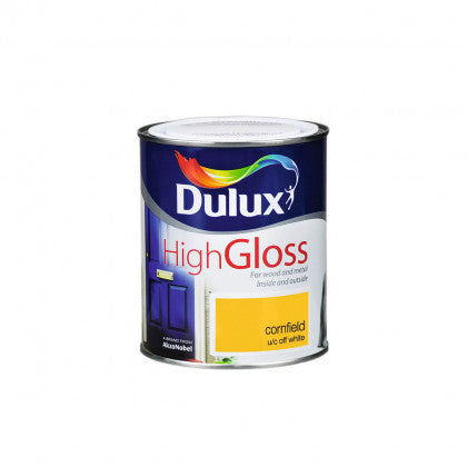 Dulux High Gloss - Colours 750ml