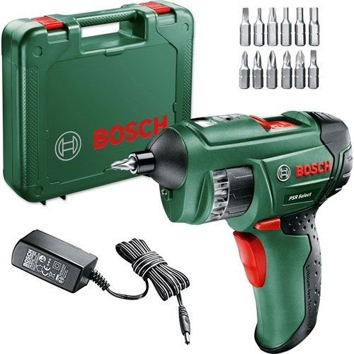 Bosch Lithium-ion Cordless Screwdriver 3.6v