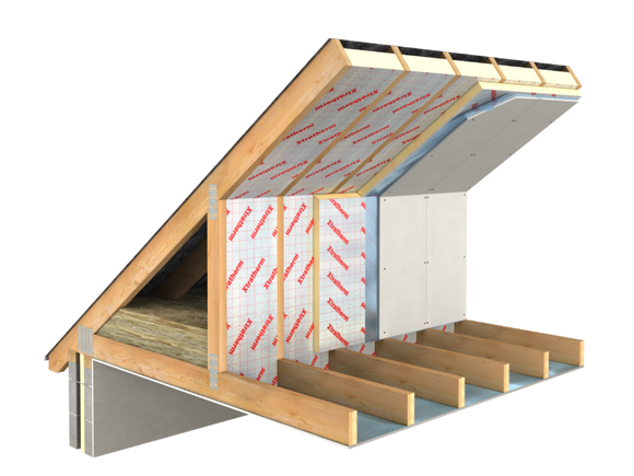 Xtratherm Thin-R Pitched Roof 2400X1200