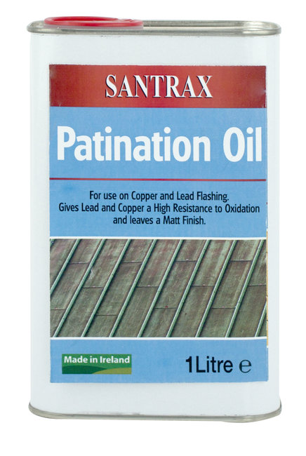 Santrax Patination Oil 1L