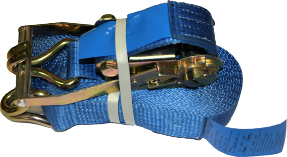 5 Tonne -50mm X 10M - Heavy Duty Ratchet Strap