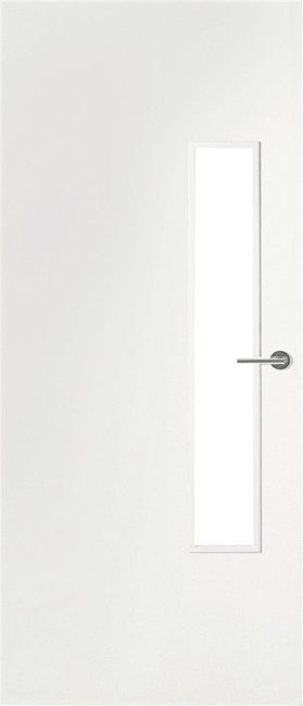 Indoors Paint Grade Plu Fd30 F/S 18G Wire Glzd Door 80X32