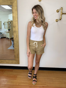 Dress Up, Lounge Down Shorts