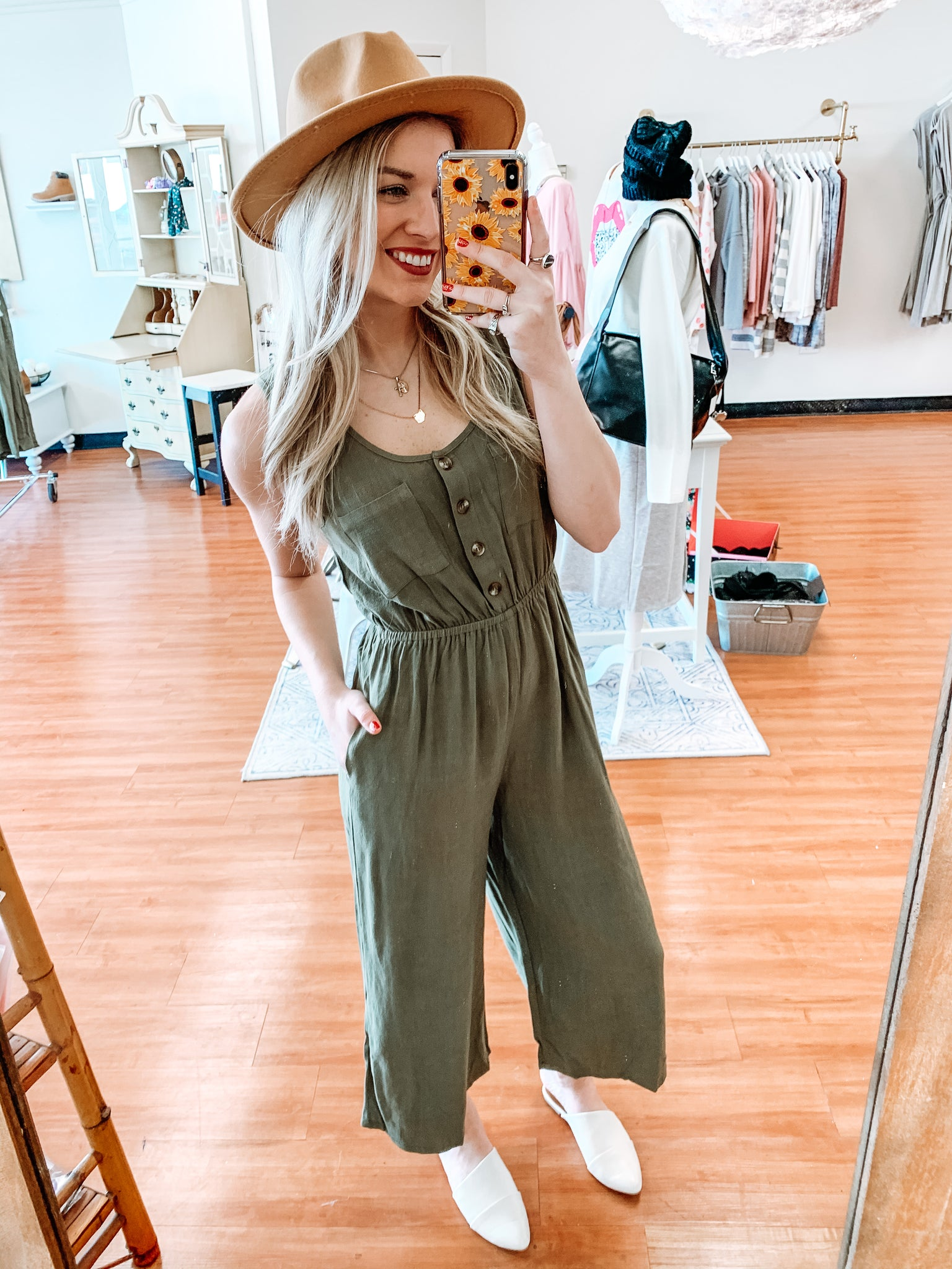 Olive This Jumpsuit!
