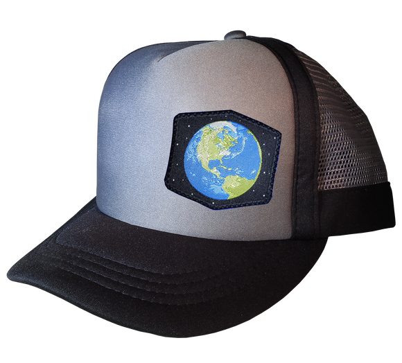 Dark Gray Choice AF Trucker 59 cm XL Earth