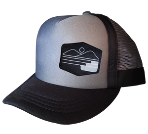 Dark Gray Choice AF Trucker 59 cm xl Surf Set