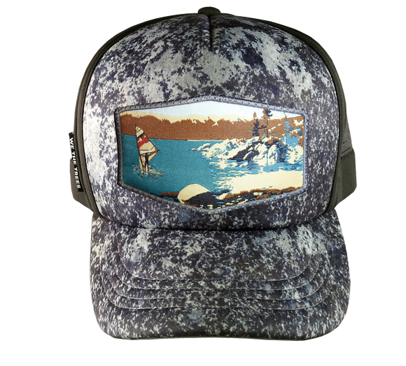 Grannit Choice Trucker Hat 58 cm Large Sand Harbor