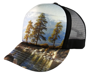 Hidden Beach Lake Tahoe Choice AF Trucker 57 cm medium