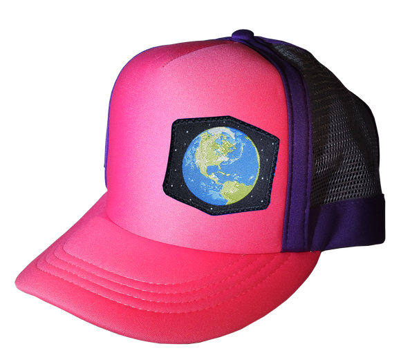 Magenta Purple Choice AF Trucker 57 cm Earth