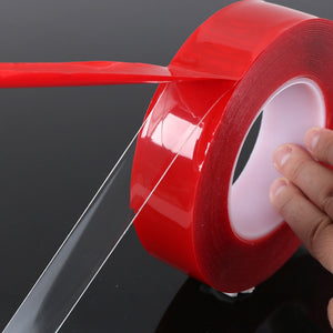 HEAVY DUTY WATERPROOF DOUBLE-SIDED STICKY TAPE 20MM