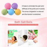 5 BATH BOMBS