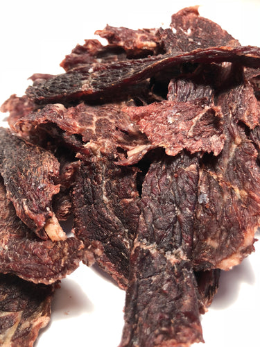 All Natural, Permium Dog Treats  Beef Jerky