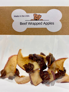 Sample Beef Wrapped Apple
