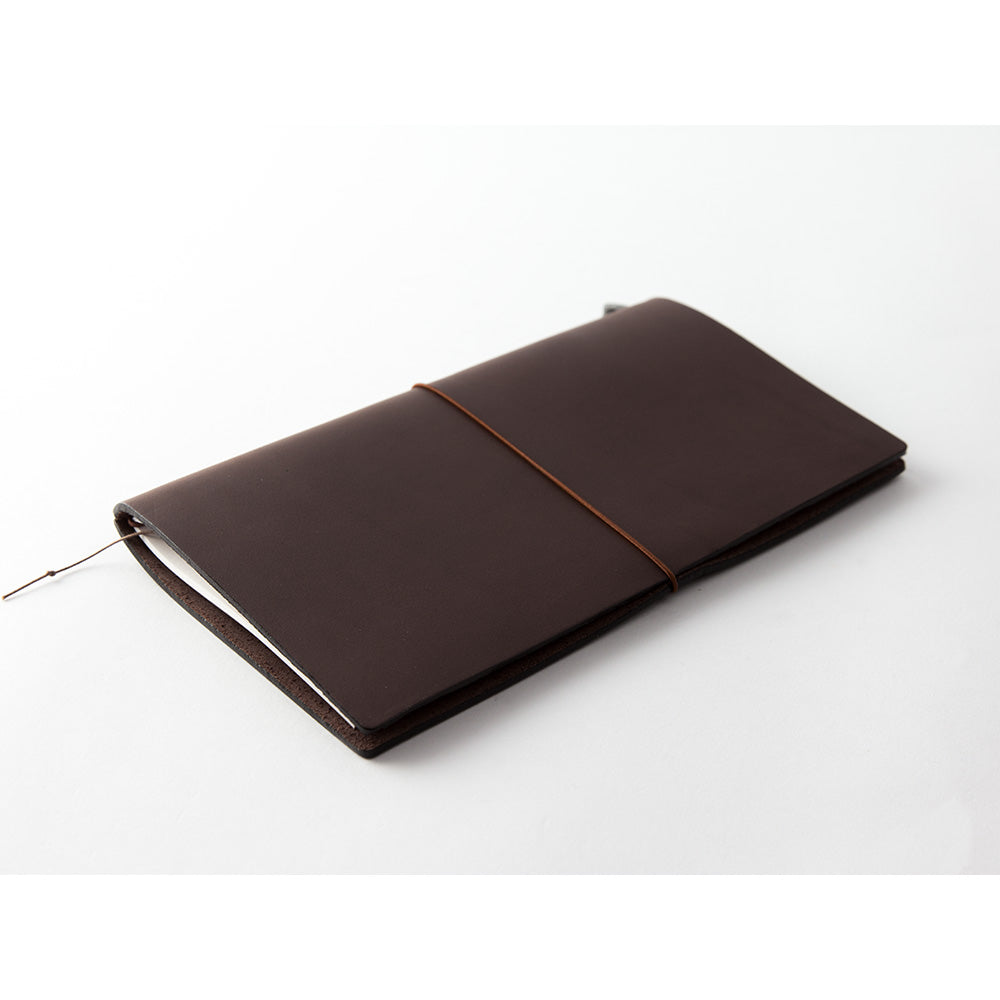 TRAVELER'S notebook - Leather Cover - Brown - Penosaur