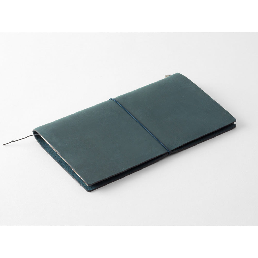 TRAVELER'S notebook - Leather Cover - Blue - Penosaur