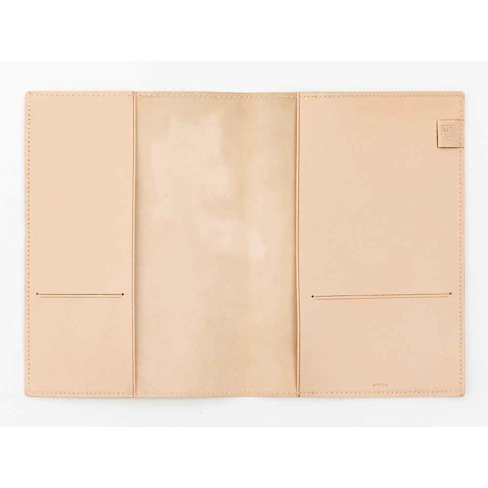 MD Notebook Cover - Goat Leather - A5 Size