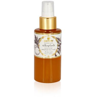 Silksplash Neem-Orange Rehydrant Ayurvedic Face Wash