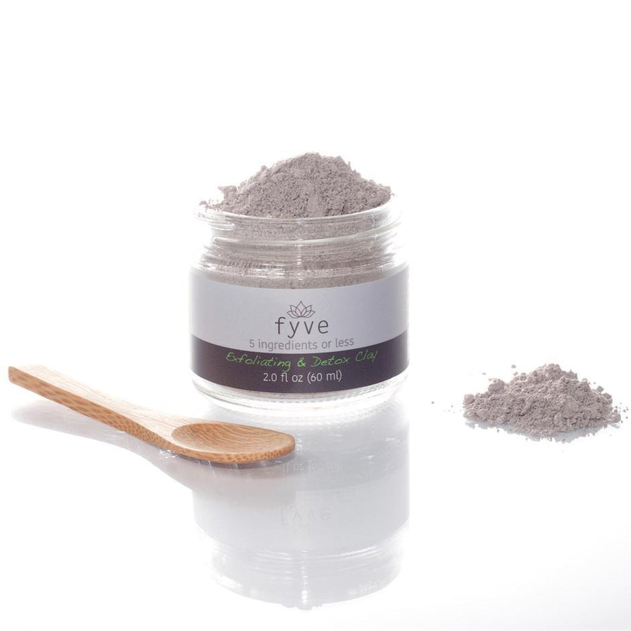All Natural Clay Face Mask