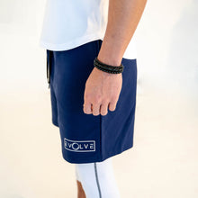 Velocity Shorts - Navy Blue