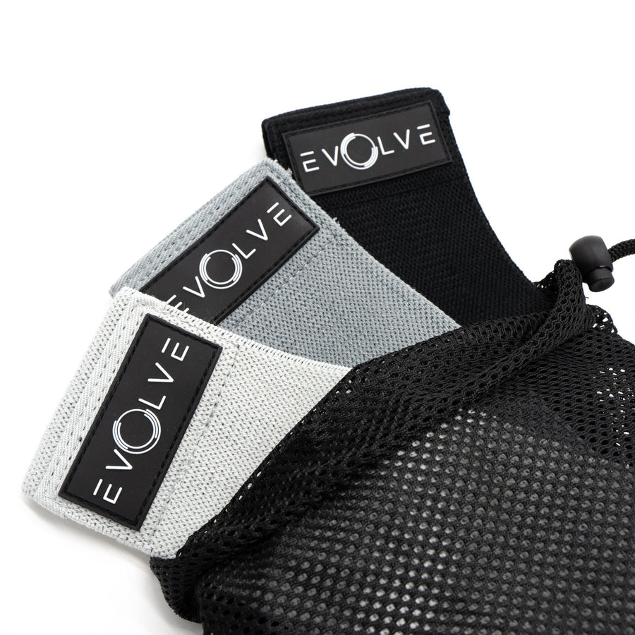 Evolve Resistance Bands (Basic Blend) - EVOLVE FASHION