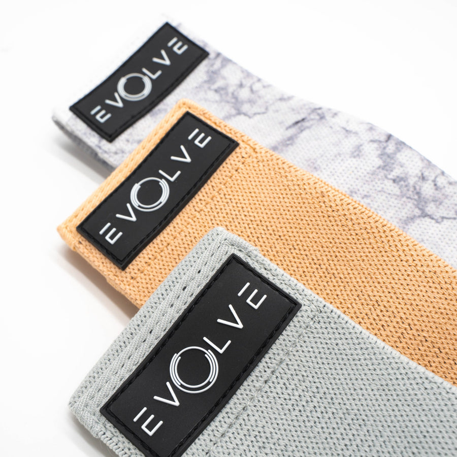 Evolve Resistance Bands (Earth Tones) - EVOLVE FASHION