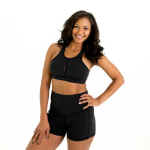 Ultra Sports Bra (Black)