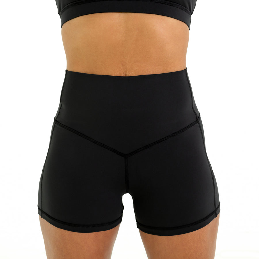 Ultra Shorts (Black) - EVOLVE FASHION