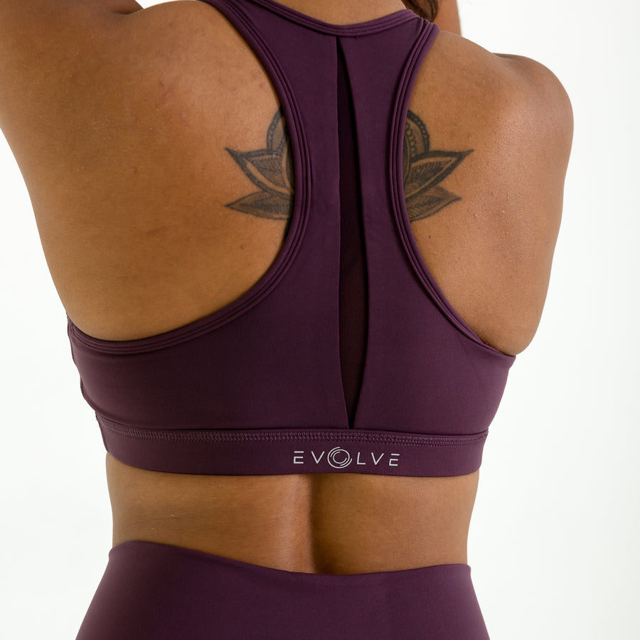 Ultra Shorts (Purple) - EVOLVE FASHION