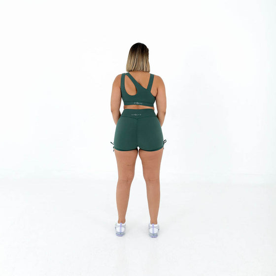 Rebel Shorts (Dark Green)