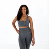Marvel Seamless Sports Bra - Grey