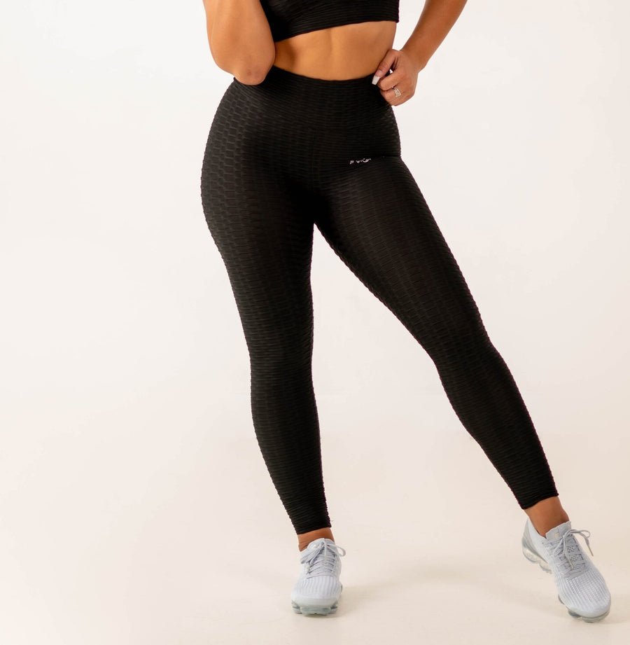 Rio Leggings - Black - EVOLVE FASHION