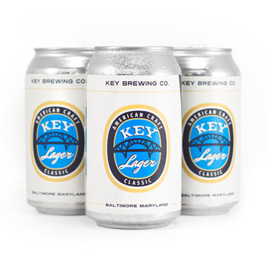 key Classic Lager