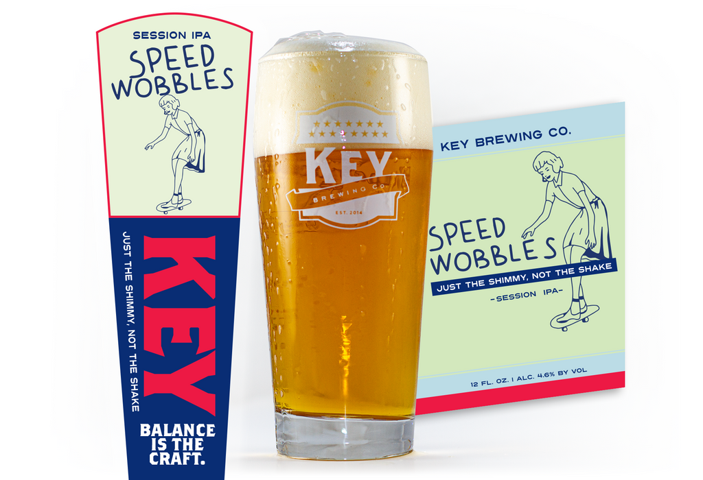 Key Brewing - Speed Wobbels
