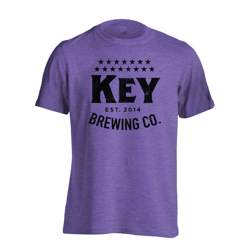 Purple Key Brewing Co. Tee