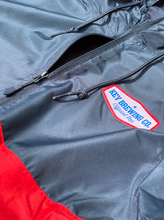 Load image into Gallery viewer, Windbreaker Red/Blue