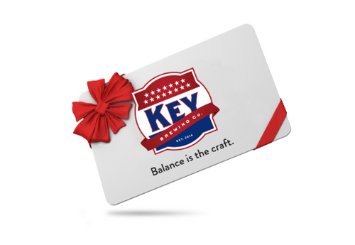 Key Brewing Co - Gift Card