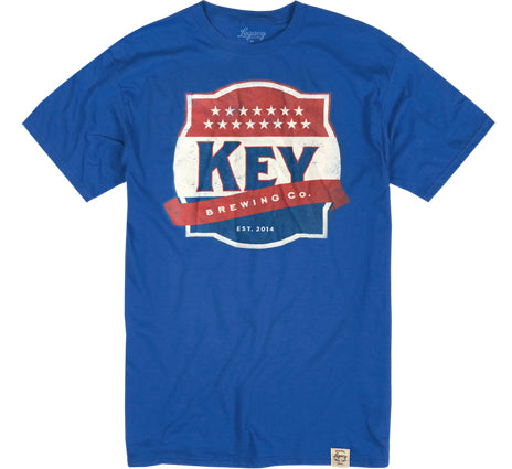 Key Brewing Co. Vintage Tee