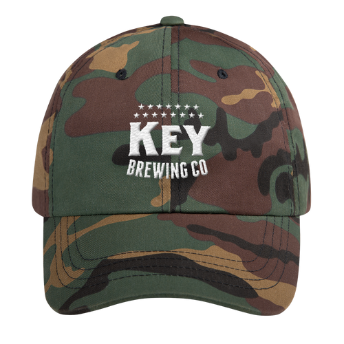 Key Embroidered Hat