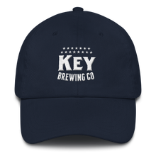 Load image into Gallery viewer, Key Embroidered Hat