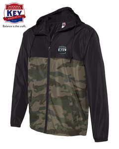 Key Windbreaker Jacket (Camo)