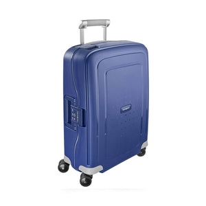 Samsonite S'Cure Cabin 55cm Spinner Dark Blue