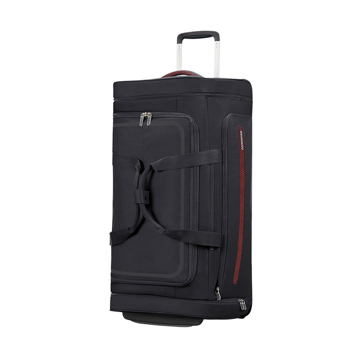 American Tourister Airbeat 76cm Duffle With Wheels Universe Black