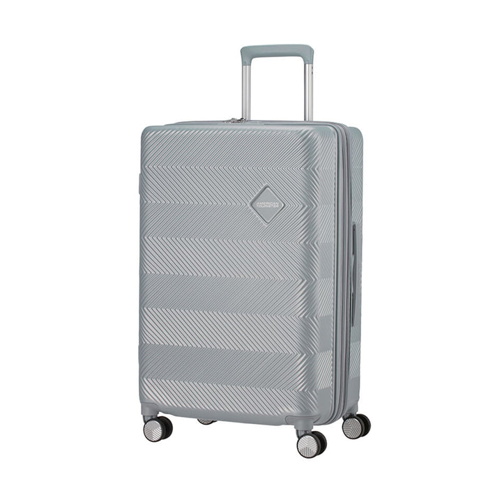 American Tourister Flylife 67cm Spinner Sky Silver