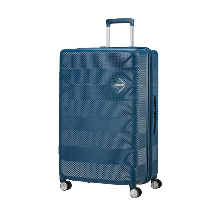 American Tourister Flylife 77cm Spinner Petrol Blue