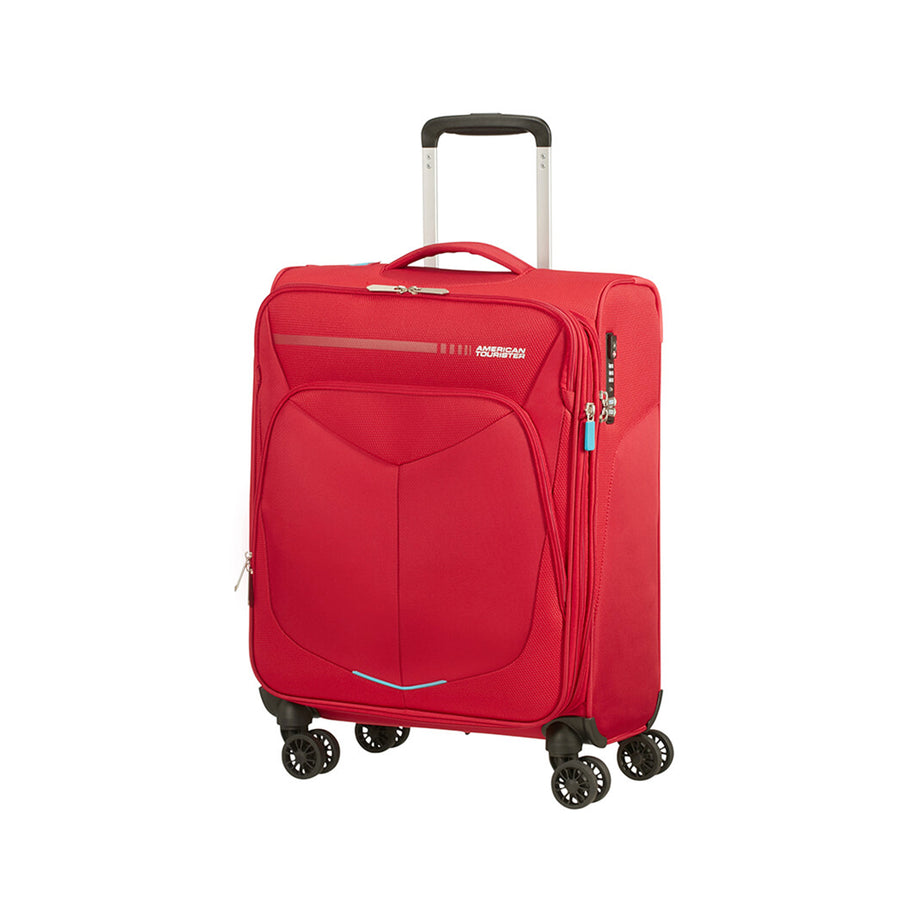 American Tourister SummerFunk Cabin 55cm Spinner Red