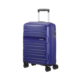 American Tourister Sunside Cabin 55cm Spinner Navy Blue