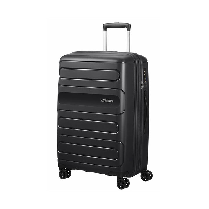 American Tourister Sunside M 68cm Spinner Black