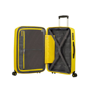 American Tourister Sunside M 68cm Spinner Sunshine Yellow
