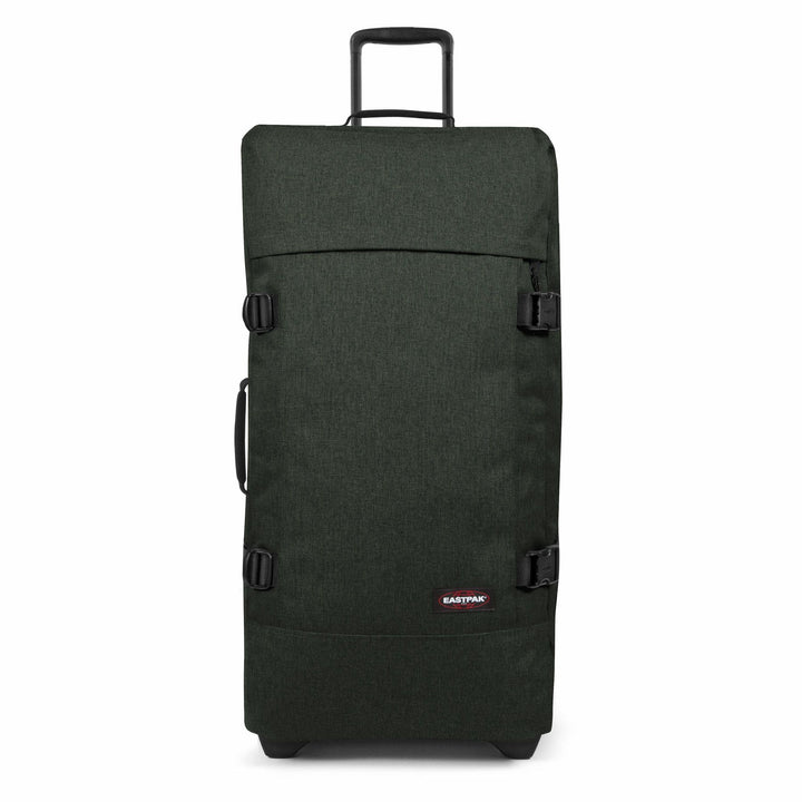 Eastpak Tranverz L Large Crafty Moss Green Wheeled Luggage